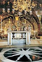 Άγιος Ζαχαρίας, πατριάρχης Ιεροσολύμων