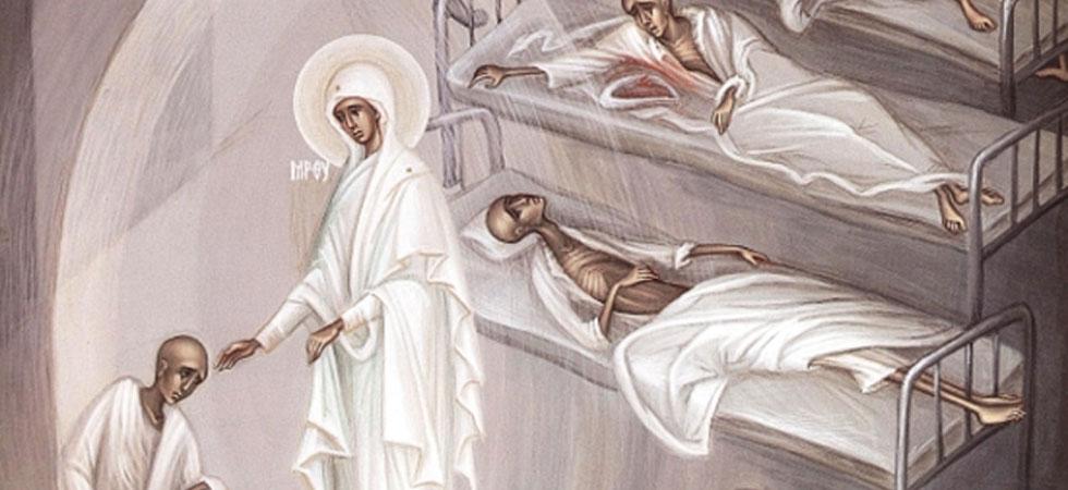 Αποτέλεσμα εικόνας για Η Παναγία στον άγιο Βαλέριο Γκαφένκου