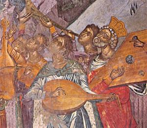 «Επι τον ποταμόν Βαβυλώνος» Χουρμουζίου Χαρτοφύλακος – Βυζ. Χορός «Τρόπος»