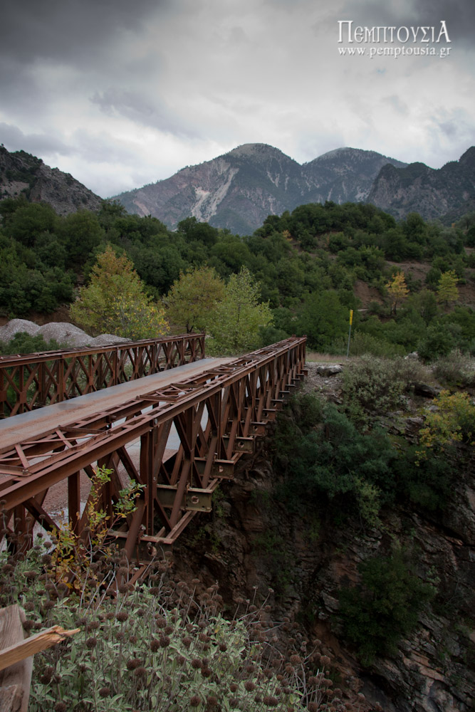 Ευρυτανία: Καρπενήσι – Προυσός – Γέφυρα Επισκοπής
