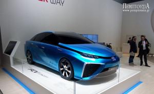 Ηλεκτρικά και υβριδικά αυτοκίνητα στην Έκθεση της Γενεύης