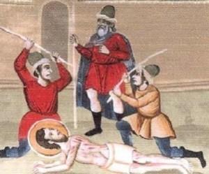 Οι Άγιοι Νεομάρτυρες Χρίστος ιερέας και Πανάγος