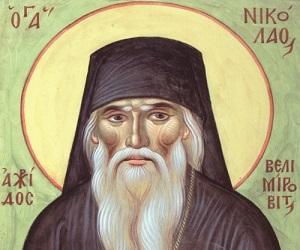 Άγιος Νικόλαος, Επίσκοπος Ζίτσας και Αχρίδος (1880-1956)