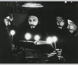 «Άγιοι Ανάργυροι και θαυματουργοί», ήχ. πλ. δ΄ (Χορός Σιμωνοπετριτών)