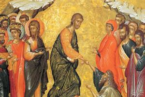 Σταύρωση και Ανάσταση στην παράδοση της Ανατολής και της Δύσης