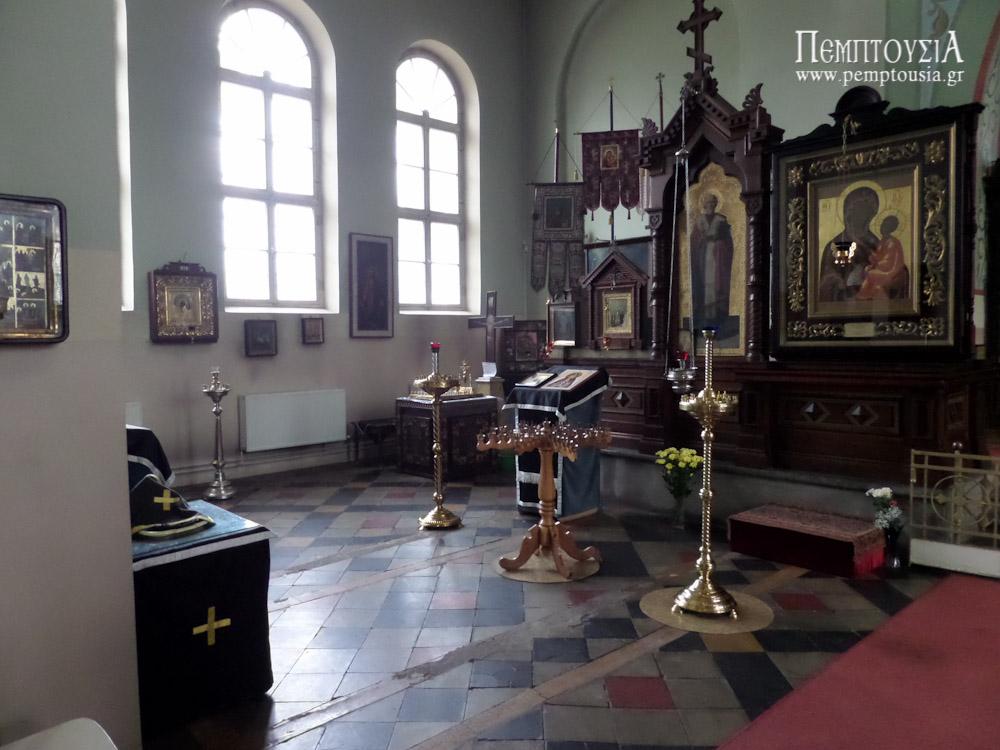 Ορθόδοξη Εκκλησία στη Λετονία (Limbaži): Μεταμόρφωση του Σωτήρος (1903)
