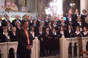 Ύμνοι της Μεγάλης Εβδομάδος από την Χορωδία του Δήμου Θεσσαλονίκης