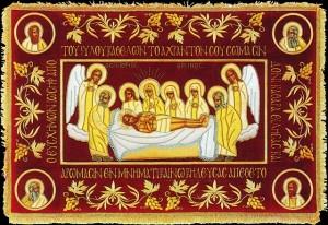 H Ακολουθία του Επιταφίου από τον Ι.Ν. Αγ. Γρηγορίου Παλαμά Θεσσαλονίκης
