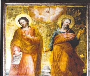 Άγιοι Απόστολοι Ιάσων και Σωσίπατρος, oι εκχριστιανιστές της Κέρκυρας