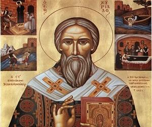 Ιερομάρτυς Κύριλλος Στ΄,  Πατριάρχης Κωνσταντινουπόλεως († 1821)