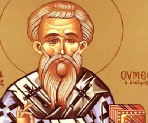 Ο Άγιος Ιερομάρτυς Συμεών, επίσκοπος Ιεροσολύμων