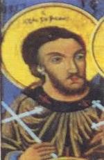 Οσιομάρτυς Χριστόφορος ο Διονυσιάτης (†1818)