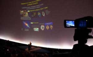 «Επιταχύνοντας την Επιστήμη» – επίσημη παρουσίαση της έκθεσης του CERN