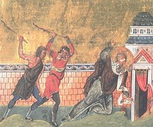 Ο Άγιος Μάρτυρας Μελέτιος και οι συν αυτώ