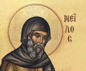Ο Όσιος Νείλος ο Μαχαιριώτης, Επίσκοπος Ταμασού