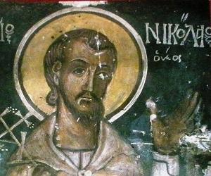 Ο άγιος νεομάρτυρας Νικόλαος ο εκ Μετσόβου