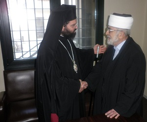 Η σημασία των διαθρησκειακών διαλόγων για την Ορθόδοξη Εκκλησία