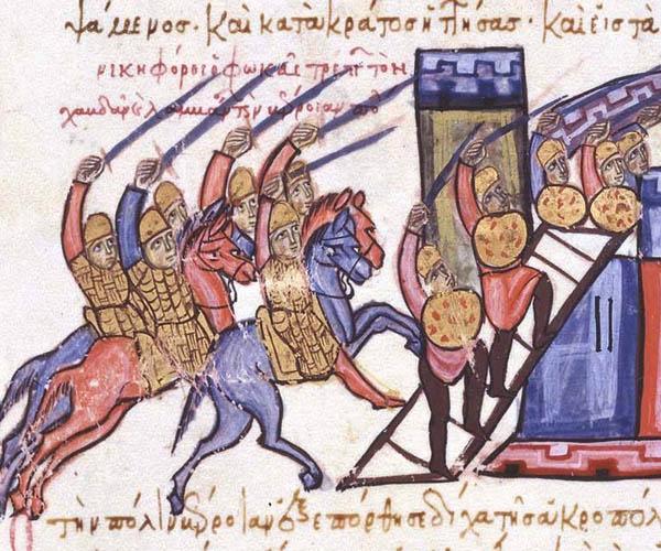 Ο Στρατός και ο καταλυτικός ρόλος του στη διαμόρφωση της Βυζαντινής Αυτοκρατορίας (Β')