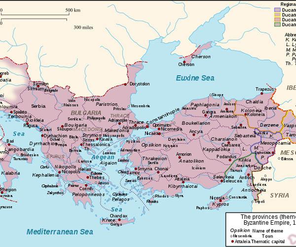 Ο Στρατός και ο καταλυτικός ρόλος του στη διαμόρφωση της Βυζαντινής Αυτοκρατορίας (Γ')