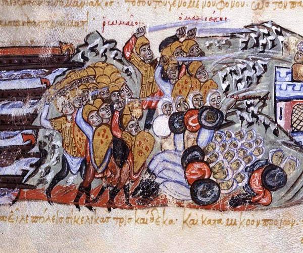 Ο Στρατός και ο καταλυτικός ρόλος του στη διαμόρφωση της Βυζαντινής Αυτοκρατορίας (Δ')