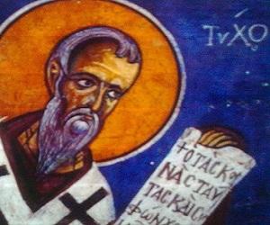 Άγιος Τύχων, επίσκοπος  Αμαθούντος της Κύπρου