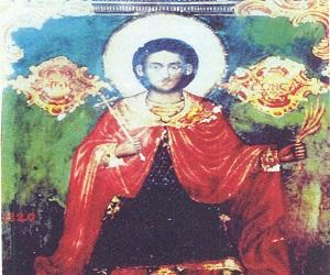 Άγιος Νεομάρτυρας Κωνσταντίνος ο «εξ Αγαρηνών»
