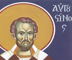Άγιος Αυγουστίνος, επίσκοπος Ιππώνος