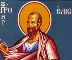 Ο Προφήτης Ελισαίος