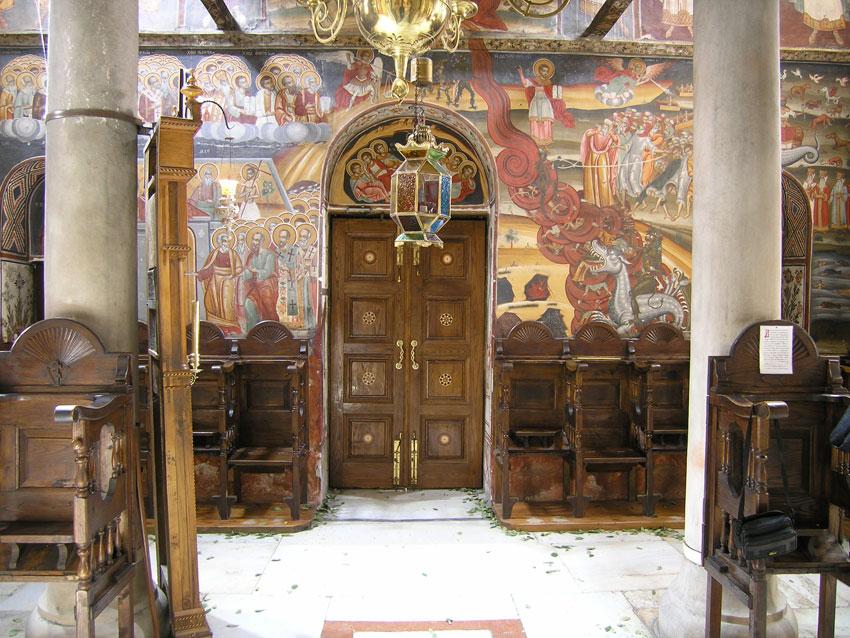 Προσκύνημα στην Μονή Οσίου Γρηγορίου Αγίου Όρους