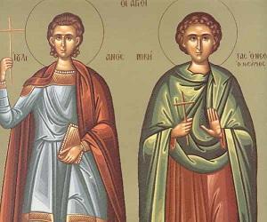 Ο άγιος μάρτυρας Ιουλιανός