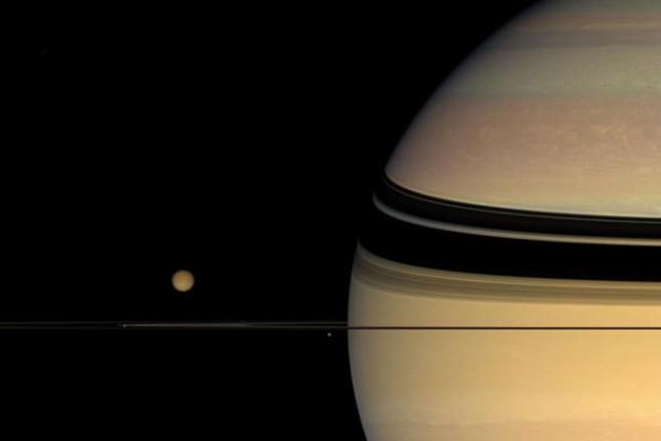 Τιτάνας: ο δεύτερος σε μέγεθος δορυφόρος του ηλιακού μας συστήματος