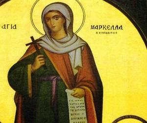 Η αγία Μαρκέλλα· η πολύαθλος και ένδοξος παρθενομάρτυς της Χίου