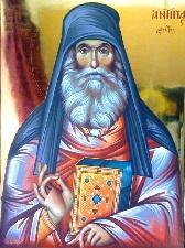 Όσιος Αντίπας ο Εσφιγμενίτης ο εκ Μολδαβίας