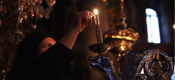 «Φως ιλαρόν», μέλος αρχαίον ήχ. β΄ (Γέρ. Σπυρίδων Μικραγιαννανίτης)