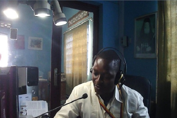 H φωνή της Ορθοδοξίας μέσα από τα ερτζιανά της Αφρικής