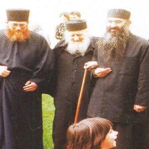 Ηχητικό ντοκουμέντο συνομιλίας του Αγίου Σωφρόνιου με τον Γέροντα Εφραίμ τον Βατοπαιδινό