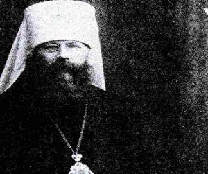 Άγ. Νέος Ιερομάρτυς Βενιαμίν, Μητροπολίτης Πετρουπόλεως († 13 Αυγούστου 1922)