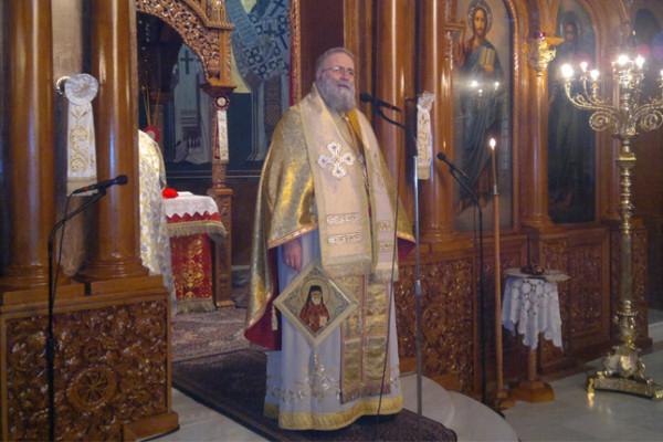 Το μυστήριο της Θεοτόκου στην Ορθόδοξη Εκκλησία