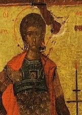 Άγιος μάρτυρας Φανούριος ο νεοφανής