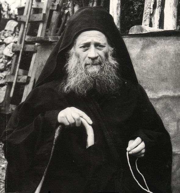 Αποτέλεσμα εικόνας για γέρων ιωσήφ ο ησυχαστήσ