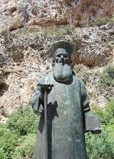 Άγιος Ιερομάρτυρας Κοσμάς ο Αιτωλός