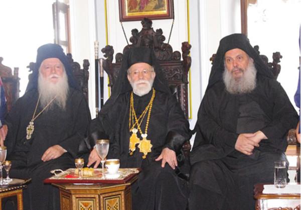 Η εορτή της Μεταμορφώσεως στην Ιερά Μονή Κουτλουμουσίου