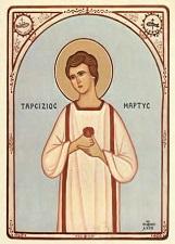 Άγιος Ταρσίζιος, ο μικρός ήρωας