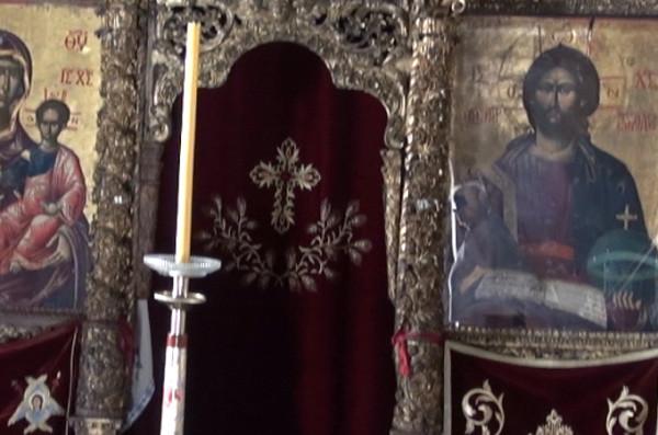 Ιερά Μονή της Παναγίας στην Τσούκα Ιωαννίνων