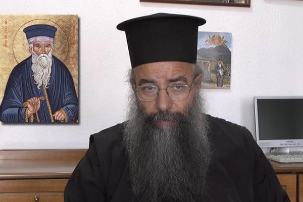 «Ο Άγιος Κοσμάς ο Αιτωλός στερέωσε την αργία της Κυριακής»