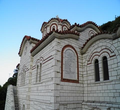 Ένα μοναστήρι στην Αρκαδία: Ι.Μ.Βαρσών