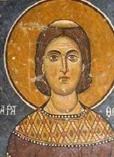 Ο Άγιος Ιωάννης ο Λαμπαδιστής