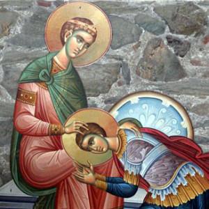 Άγιε μου Δημήτρη, προστάτη της Θεσσαλονίκης