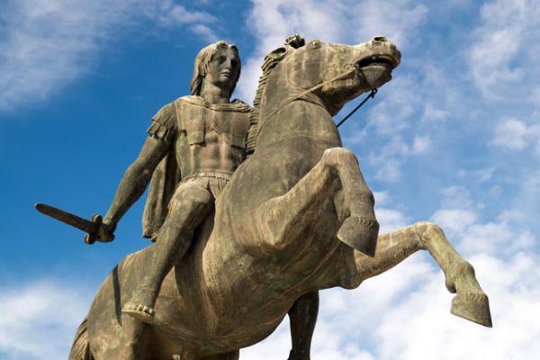 Αμφίπολις (Β': Μέγας Αλέξανδρος, Κάσσανδρος και Αντίπατρος)