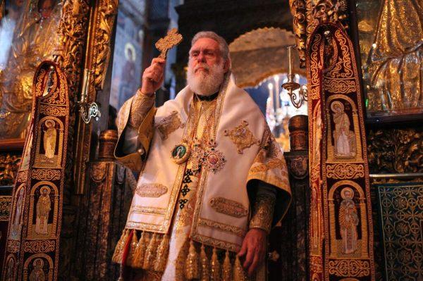 Πανήγυρις Οσίου Ευδοκίμου στην Ιερά Μεγίστη Μονή Βατοπαιδίου (2014)